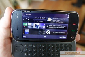 Stunning Nokia N97 Live Pics