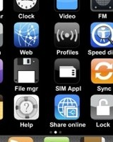 Applications: MyPhone 2.11 making your Nokia more iPhone-like