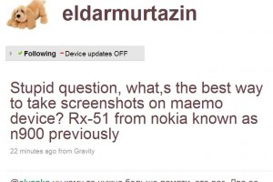 Mobile-Review has the Nokia RX-51 for testing?