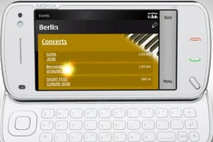 Video: Nokia shrinks s60 5th edition's (N97's) annoyingly fat sidebar? Well at least in Ovi Maps (Nokia rant/suggestions on S60 icon layout/rotation)