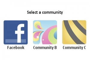 Freeware:Facebook app alternatives, Social Messaging Beta (Communities) from Nokia Beta Labs for N97/6700 and Symabook for S60 5th edition