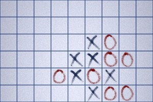 Free Games: Tic Tac Toe/Noughts and Crosses for Nokia N97/5800/5530/X6/Samsung i8910