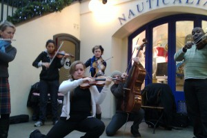 Nokia N900 – Can you do the Fandango? Photo and Video Samples – London – Part 1
