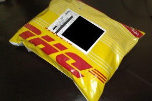Nokia N900 has arrived! Longest 2 hour wait to open a DHL package ever…