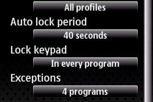 Freeware: Mr Lock &#8211; Autolock application for the N97/N97 mini/5800/5530 and other S60 5th edition