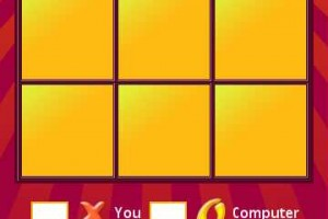Free Game: Tic Tac Toe Touch (new and improved)