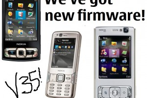 Legendary Nseries gets V35 Firmware update – Nokia N95, N95 8GB and N82 has new firmware!!