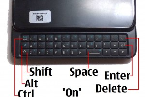 How To: Nokia N900 Keyboard Shortcuts
