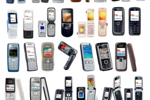 HAPPY NEW YEAR! Hello 2010 and a new decade, goodbye 2009 and the noughties! [Every Nokia phone of the past decade]