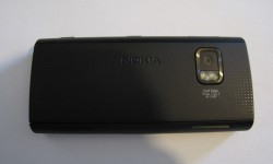 Nokia X6 - Back