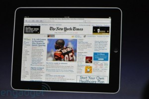 Just announced: Apple iPad Specifications (Should smartphones and netbooks be scared?)