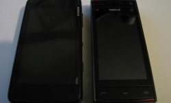 N900 vs X6 (1)