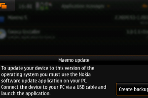 "N900: Quick fix for new firmware error: ""Install using NSU"""