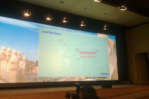 Nokia World 2010, coming to London! September 14th and 15th!