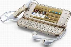Nokia N97 Mini Gold Edition: 18-carat N97 mini for 850USD
