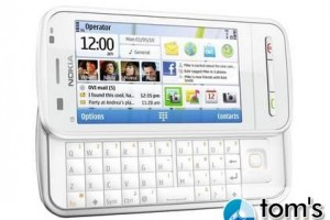 The New Nokia C6 &#8211; the best keyboard from a Nokia touch/QWERTY hybrid?