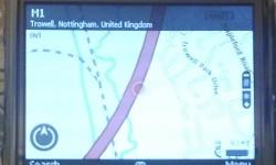 10. Ovi Maps 3.03 on E71