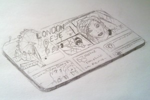 My Future Nokia #FutureNokia @WOMWorldNokia doodle