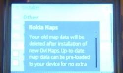 04. Ovi Maps 3.03 on E71