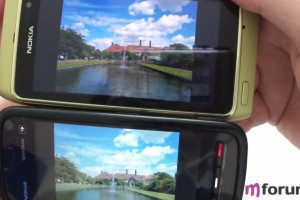 Videos: Nokia N8 vs Nokia 5800 (in 6 Nokia N8 hands on videos).