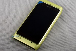 New Gallery: Nokia N8 Green