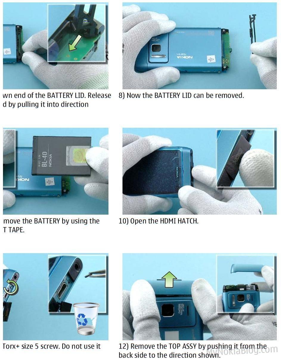 Телефон нокия н8 инструкция