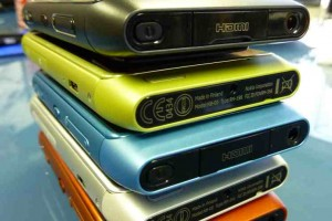 Gallery: Nokia N8 Sandwich of all 5 colours! (+Review and Video demo) Tower Bloxx of N8