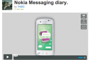 Video: Nokia Messaging Diary