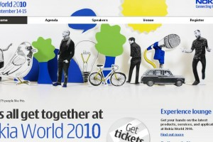Attendance Register: Nokia World 2010: WOMWorld/Nokia Meet – Are you going?