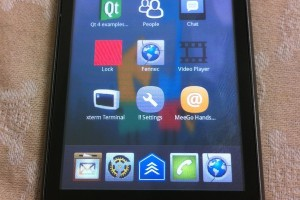 Pics: MeeGo on the Google Nexus One, HTC Desire and Dell Streak