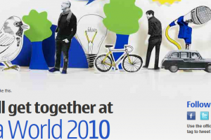 Events: #NokiaWorld 2010 London Starts in a few hours! (9AM GMT)