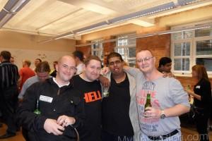 Gallery: Pre #NokiaWorld 2010 Meet @WOMHQ
