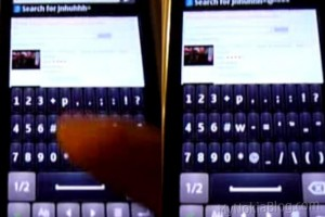 Gallery: The Real Symbian^3 Portrait QWERTY keyboard demoed on the Nokia N8