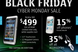Black Friday deal for the Nokia N8