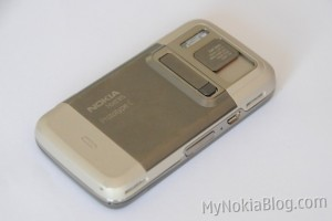 Leaked: Nokia Nseries N00 Prototype C: 12MP, xenon and N95 form factor.