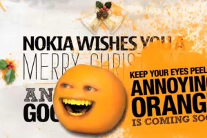 Video: Keep your eyes peeled – Annoying Orange Coming soon to Nokia Ovi Store