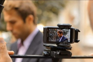 Nokia N8, C7 and Fig-Rig stabilizer in behind the scenes of Israel's Interactive Film! (Shot with Nokia C7, N8)
