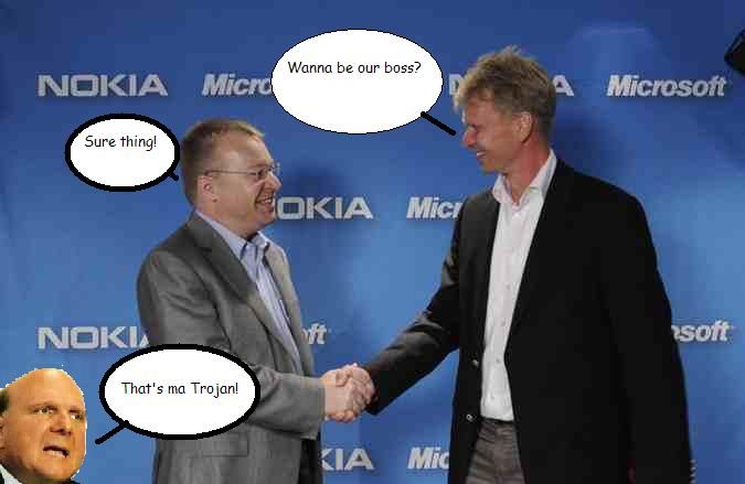 Nokia and Microsoft WP7 deal signed, one step closer to WP7 powered device