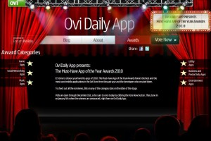 Must Have App of the Year Awards 2010 Winners Revealed! N8′s to be won