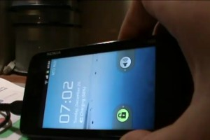 Video: Android 2.3 Gingerbread demo on the Nokia N900