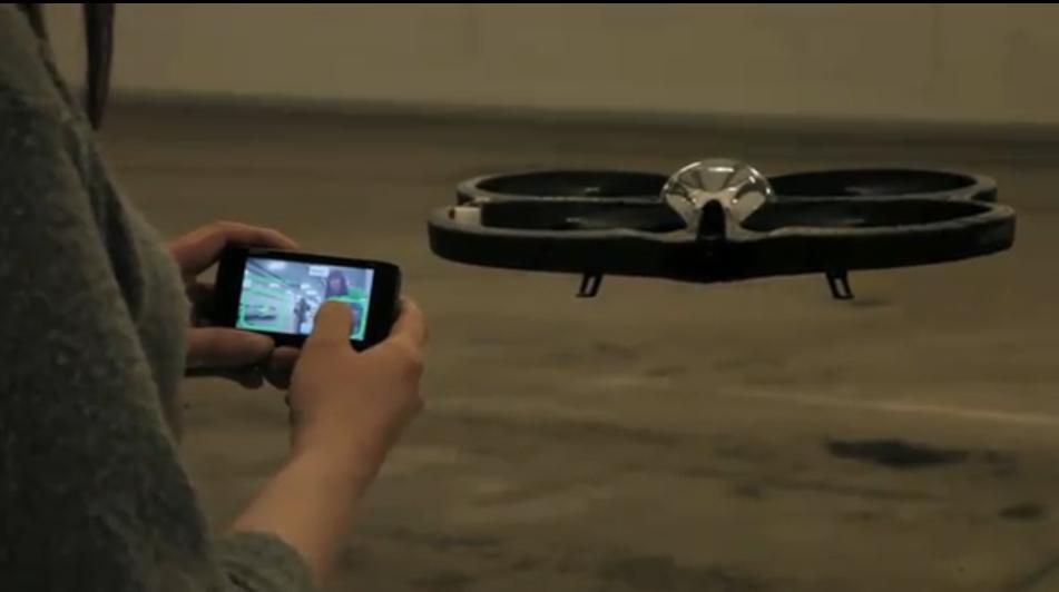 n900 ar drone