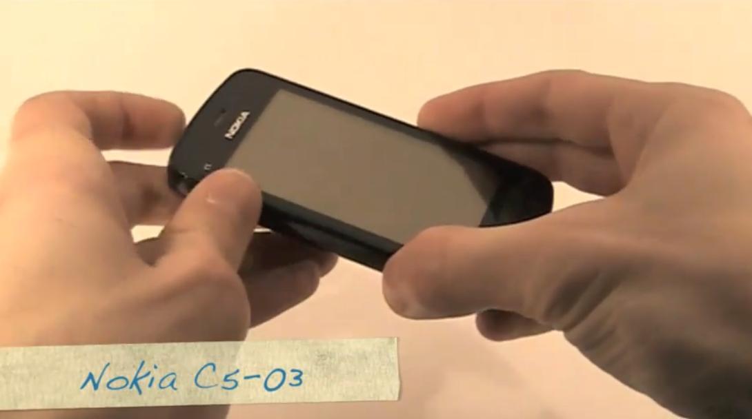 nokia c5-03. NOKIA C5-03