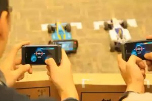 Video: Nokia N8 Viral – Inception Sketching and Remote Control Cars (with C7 filming) Nokia China