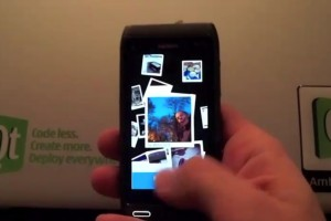 Video: Qt QML Based QuickFlickr on Nokia N8