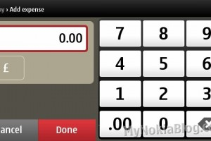 Toshl Expenses Tracker made entirely in Qt – Now available for Symbian^3 on Ovi Store (#N8 #C7) Manage your finances with ease!