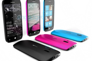 Wow! First glimpse of Nokia's Windows Phone 7 Concept.