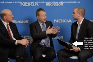 Videos: Stephen Elop and Steve Ballmer answers questions (+ Boys II Men on Symbian/MeeGo/Qt/Nokia)