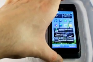 Videos: Nokia N8 Stress/Abuse tests. Again.