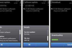 New Firmware PR 1.1 finally available for Nokia C7 (N8, C6-01 coming shortly)