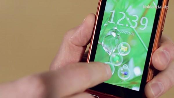 واجهة جديدة Nokia B*** Labs